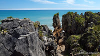 Pancake Rocks - Westküste