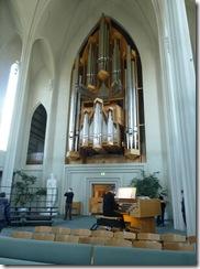 organist hallgrimskirke