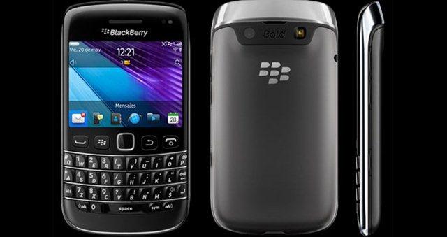 BB smartphone