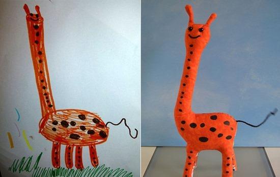 Brinquedos de desenhos de crianças (7)