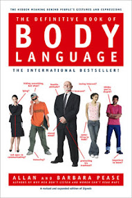 Cover of Allan Pease's Book Body Language How To Read Others Thoughts By Their Gestures