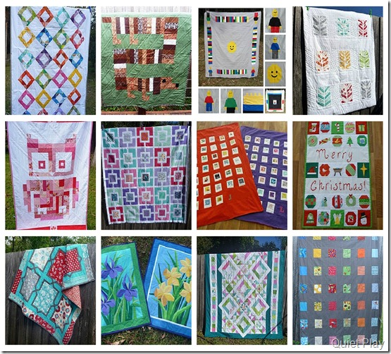 Quilts of 2012