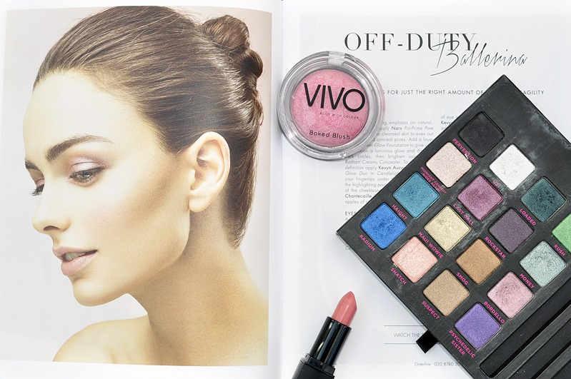 a-w 2014 makeup trends dusty pink