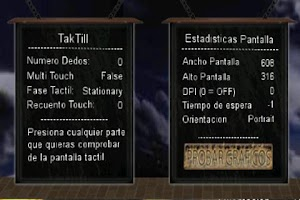 Screenshot of TakTil
