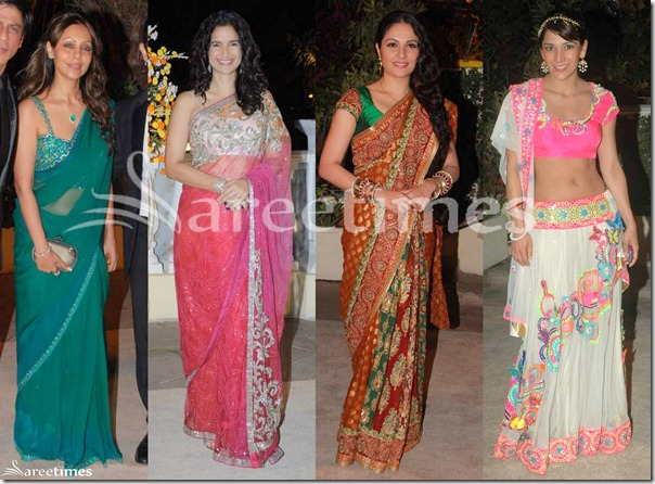 Bollywood_Sarees_Imran_Khan_Avantika_Wedding_Reception(2)