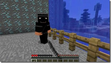 Ninja-Minecraft