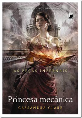 Princesa Mecânica Alta