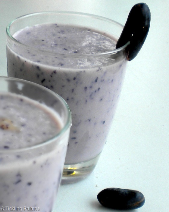 Bckk Grape Banana Smoothie