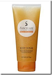 Sanctuary Spa Body Scrub