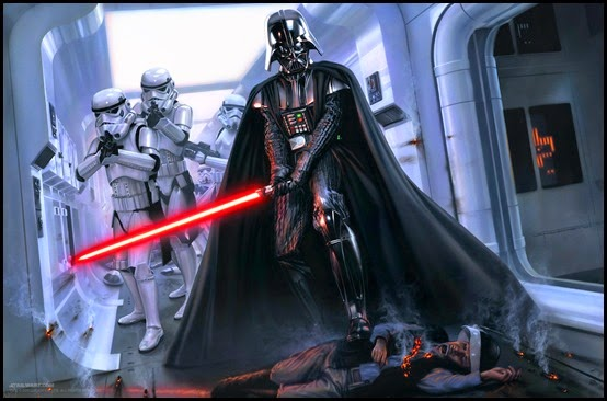 Lord Vader Unleashed