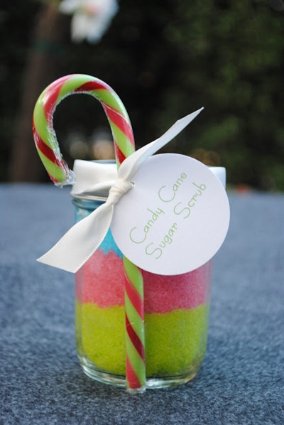 candy cane sugar scrub from jacolyn murphy