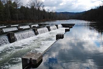 Weir Dam 2