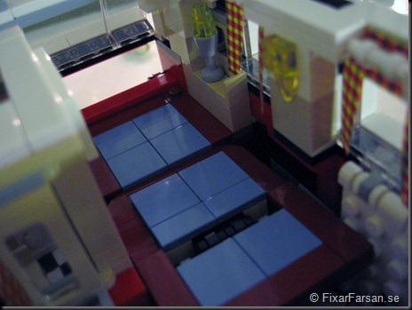 Bäddad Säng Lego 10220 Volkswagen T1 Camper Van Bilder