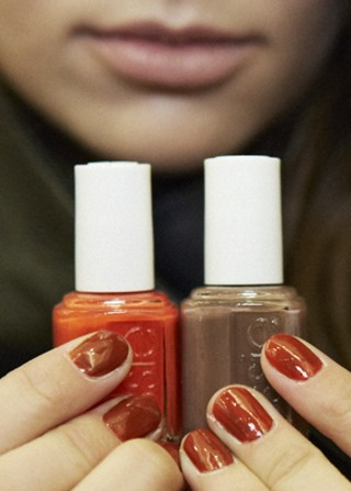 essie How To Veronica Beard NYFW 2014