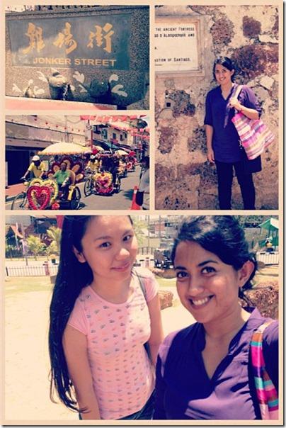 15 Mar - Melaka with Her Highness
