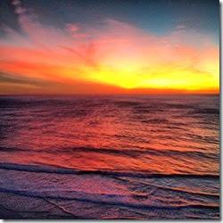 mex sunset