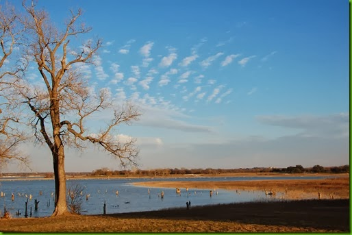 Benbrook Lake COE