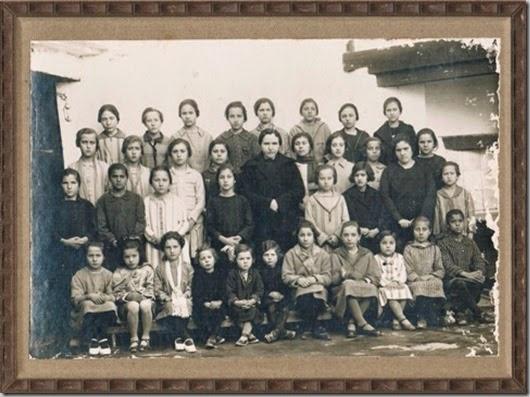 Escuela niñas. Valencia. Ca. 1928