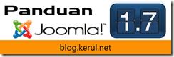 logo panduan Joomla! 1.7 Melayu blog.kerul.net