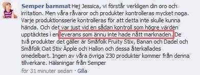 Semper Facebook