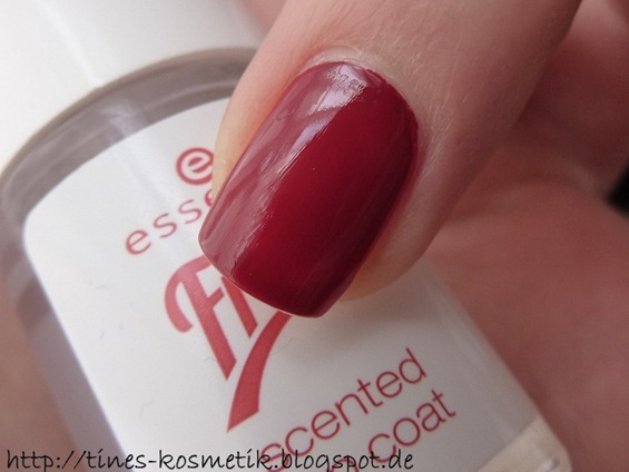 Fruity Scented Top Coat 2