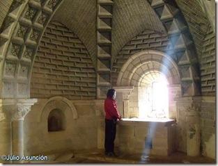Cripta de San Salvador - Gallipienzo