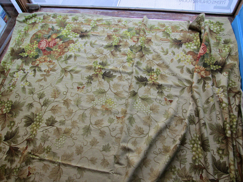 Large Needle Point Rug