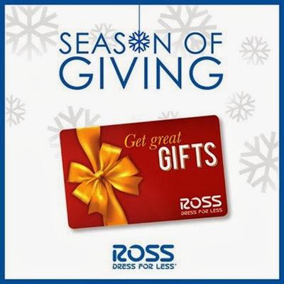Ross Dress for Less Season of Giving