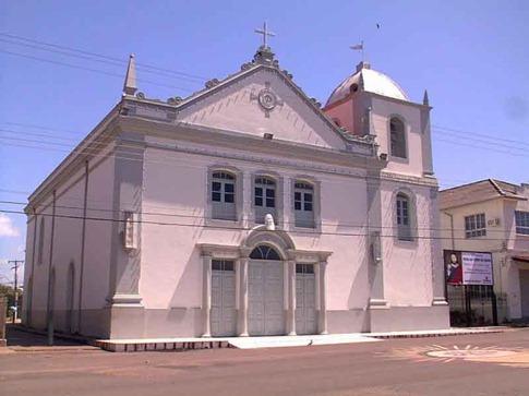 Igreja de São José de Macapá -Amapà