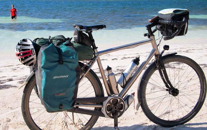 Radreise um die Nordsee: 9.000 Km durch neun Länder
