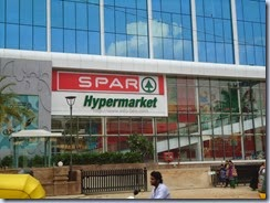 SPAR Hypermart in Elements mall