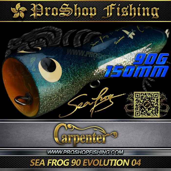 carpenter SEA FROG 90  EVOLUTION 04.1