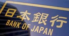 O banco central do Japão revisou para cima a projeção de crescimento econômico para o ano fiscal de 2014