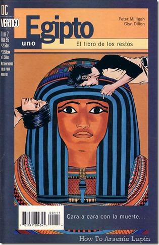 P00001 - Egipto.  - El libro de lo