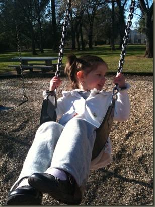 Amelia swing