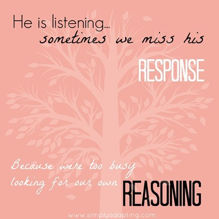 Response and Resoning