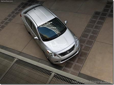 Nissan Versa Sedan 12