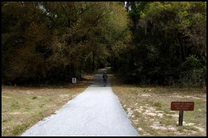 Gainesville to Hawthorn Bike Trail 143