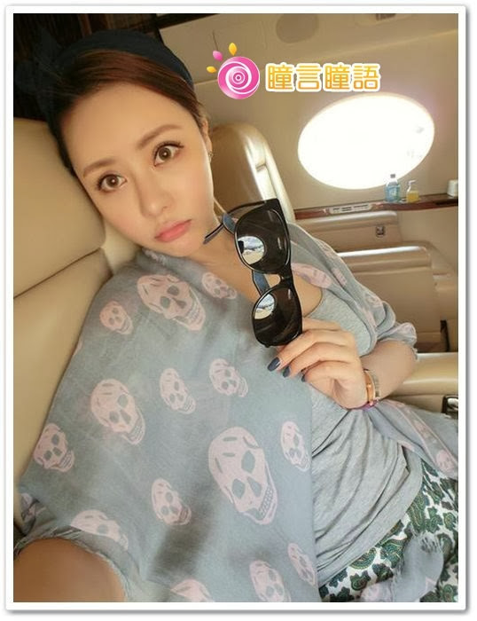 韓國NEO隱形眼鏡-幸運四色蜜糖5