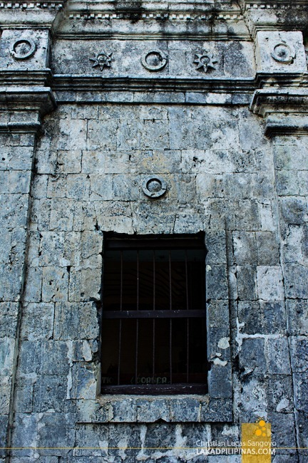 Poro Church Window Detail