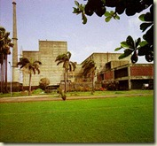 Tarapur Atomic power Station near Mumbai