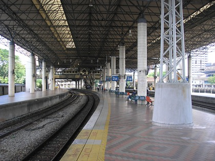 Kuala Lumpur Railway Station 003