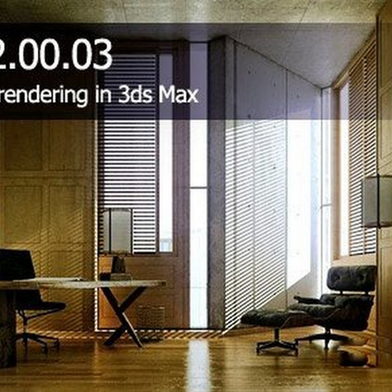 Vray 2.00.03 for Max 2012 x86/64bit
