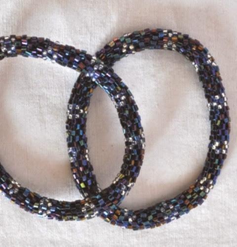 rolllover bead bracelets