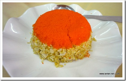 Tobiko Fried Rice