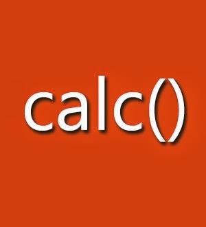 Cómo se usa la función calc() en CSS3