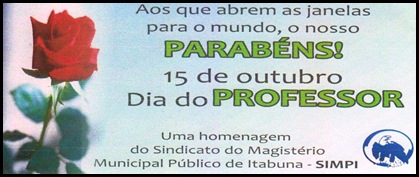 CAIC Dia do Professor