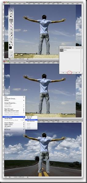Cara Membuat Efek Perisai Udara Dengan Photoshop3