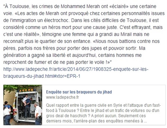 Jihad a Tolosa