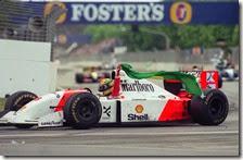 Australia 1993. L'ultima vittoria di Ayrton Senna